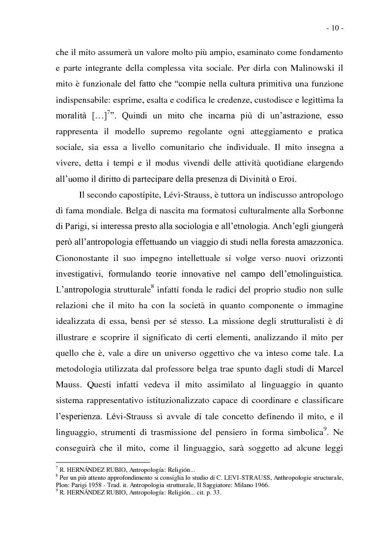 Anteprima della tesi: Joseph Conrad e il Mito del Viaggio. Nostromo e Heart of Darkness tra letteratura e cinema, Pagina 10