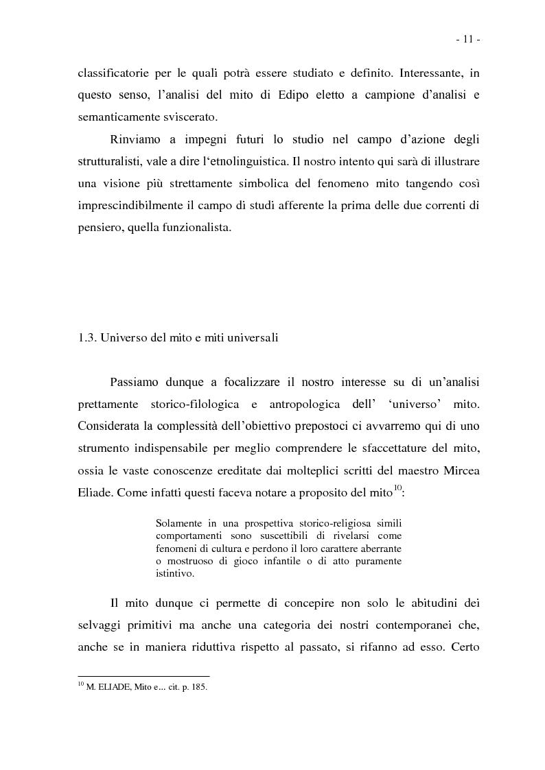 Anteprima della tesi: Joseph Conrad e il Mito del Viaggio. Nostromo e Heart of Darkness tra letteratura e cinema, Pagina 11