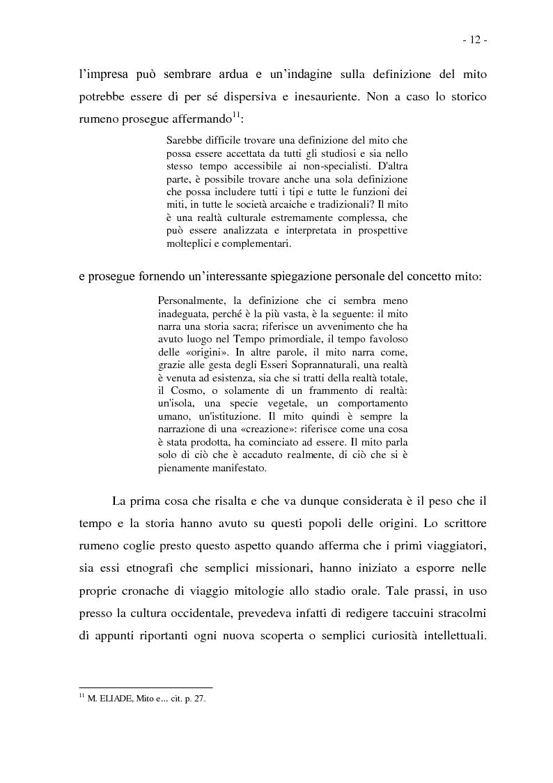 Anteprima della tesi: Joseph Conrad e il Mito del Viaggio. Nostromo e Heart of Darkness tra letteratura e cinema, Pagina 12