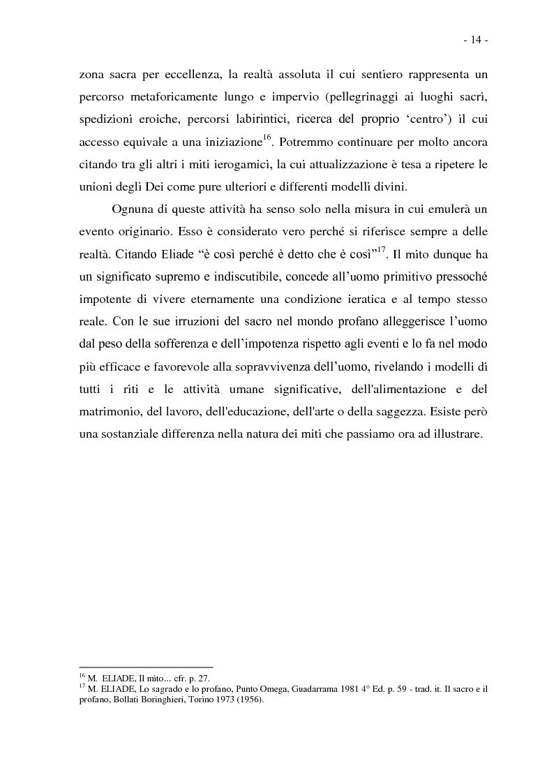 Anteprima della tesi: Joseph Conrad e il Mito del Viaggio. Nostromo e Heart of Darkness tra letteratura e cinema, Pagina 14