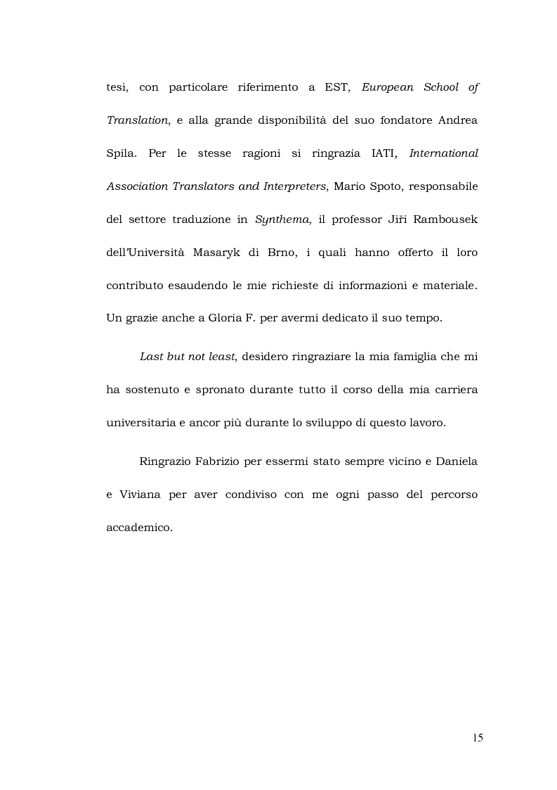 Anteprima della tesi: La formazione a distanza del traduttore, Pagina 9