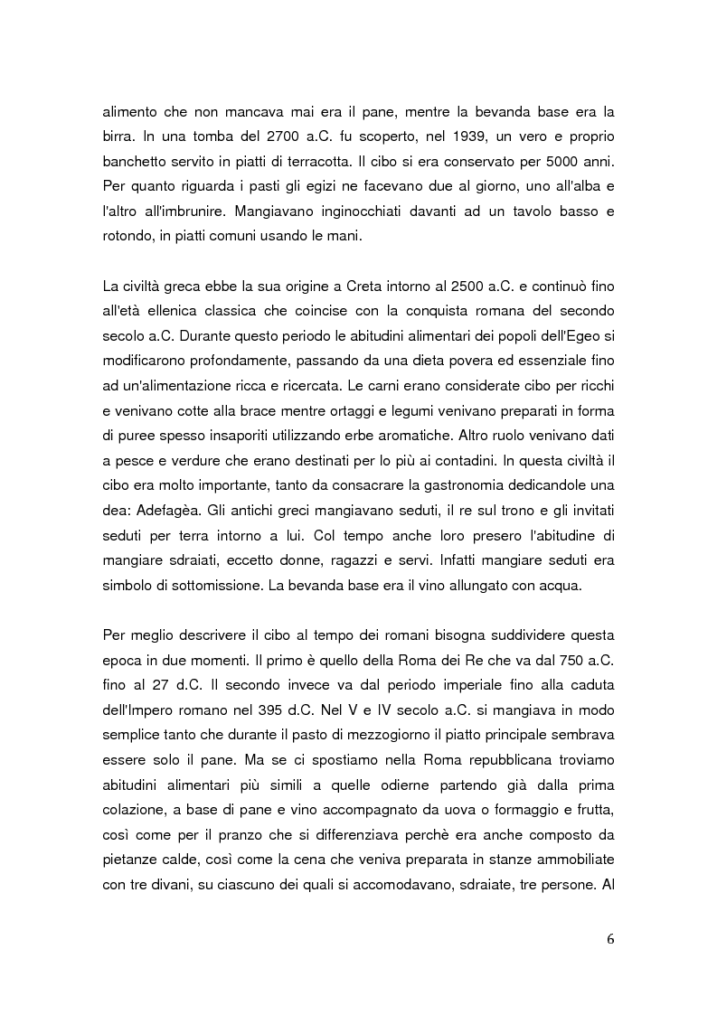 Anteprima della tesi: Aspetti identitari e culturali del consumo del caffè in Italia, Pagina 2