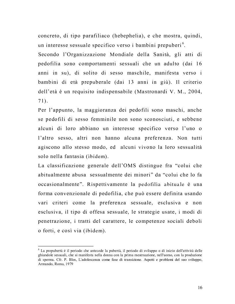 Estratto dalla tesi: La tutela del minore nell'ottica dell'evoluzione del processo telematico: profili normativi e risvolti psicologici