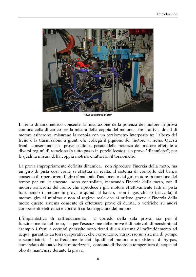 Anteprima della tesi: Sviluppo di una interfaccia per l'elaborazione di vibrazioni rilevate su motocicli Ducati, Pagina 2