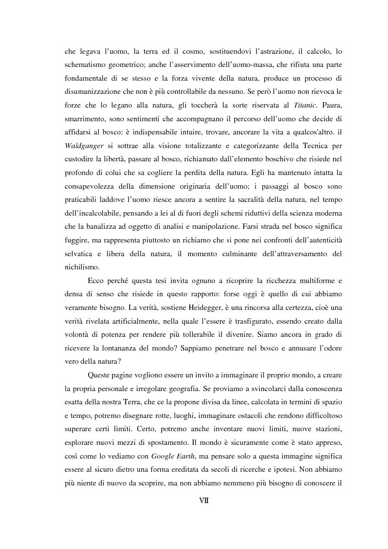 Anteprima della tesi: Genealogia dello spazio globale. Ricami del mondo, richiami della terra., Pagina 7