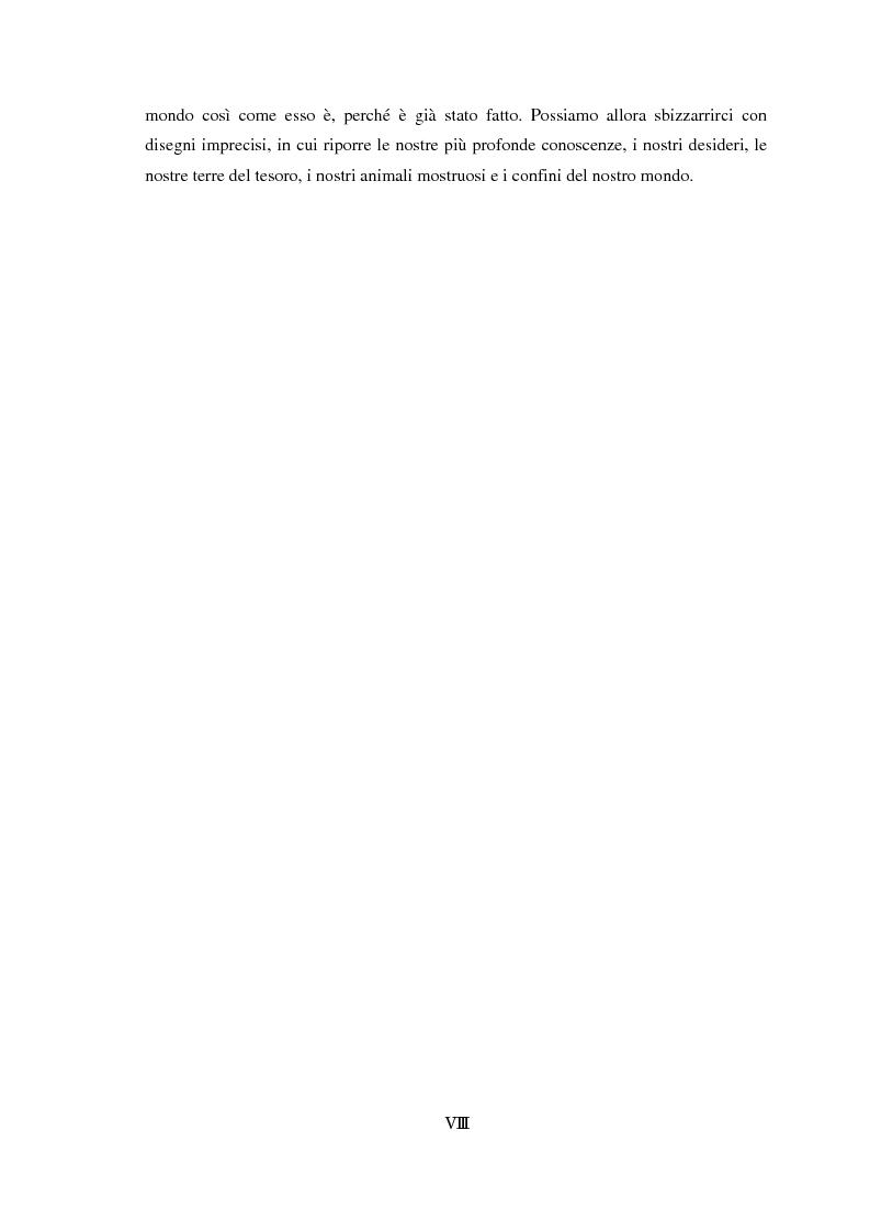 Anteprima della tesi: Genealogia dello spazio globale. Ricami del mondo, richiami della terra., Pagina 8