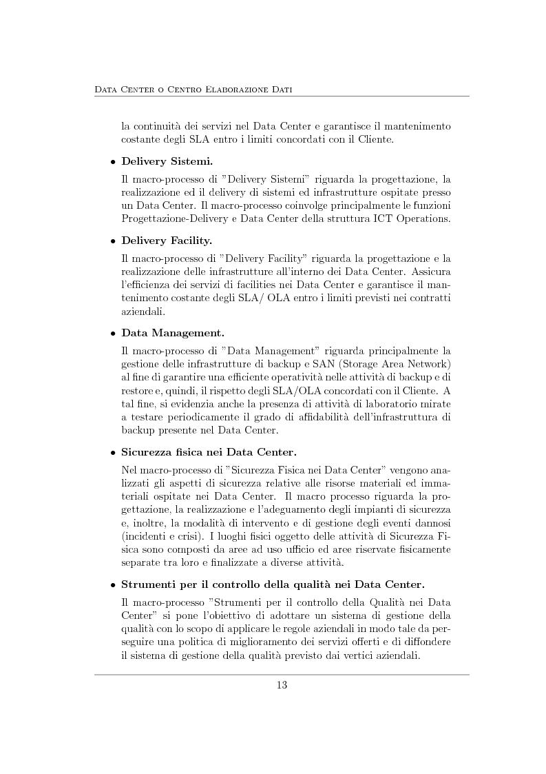 Anteprima della tesi: Virtualizzazione e ottimizzazione di risorse in un data center di una grande organizzazione, Pagina 10