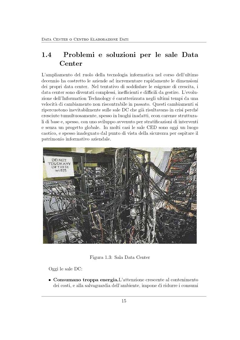 Anteprima della tesi: Virtualizzazione e ottimizzazione di risorse in un data center di una grande organizzazione, Pagina 12