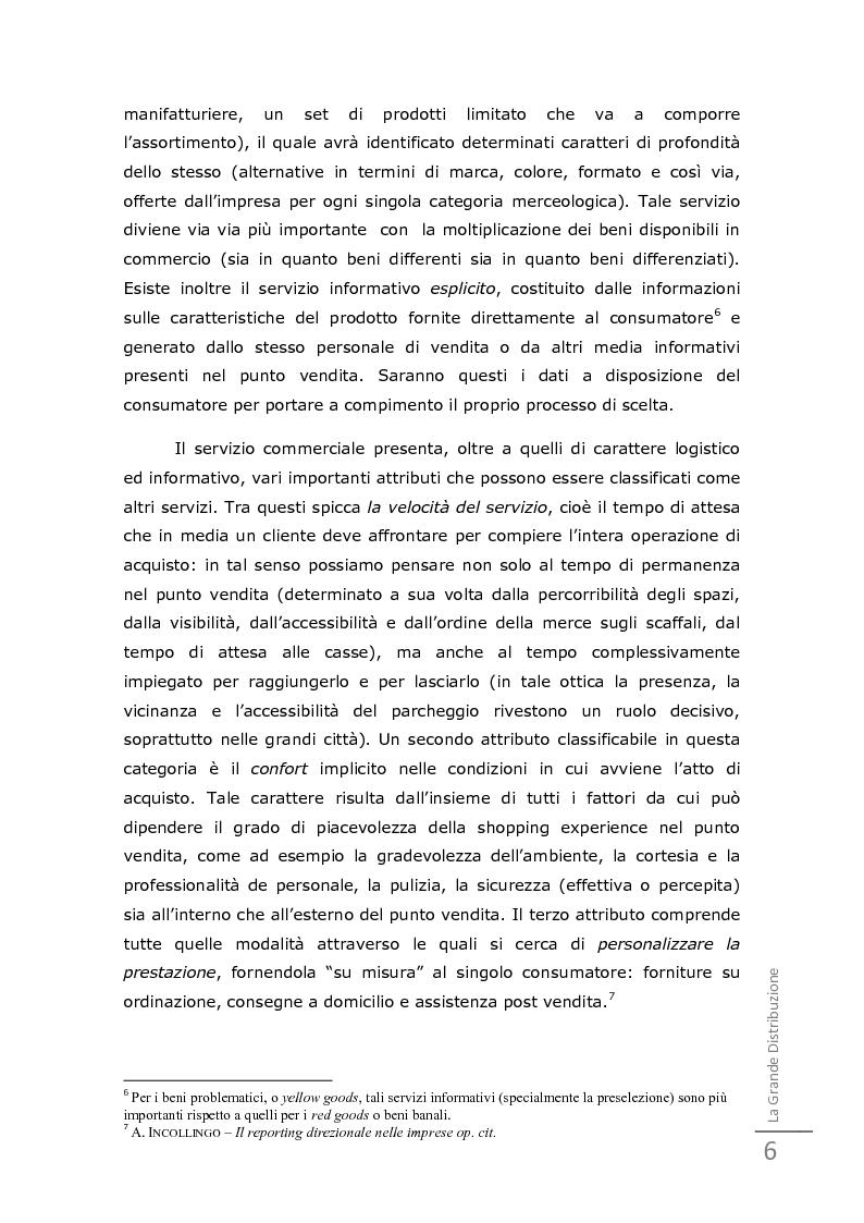 Anteprima della tesi: Da un'innovazione di prodotto ad una distribuzione innovativa: l'out of shelf di Ferrero Gran Soleil, Pagina 10