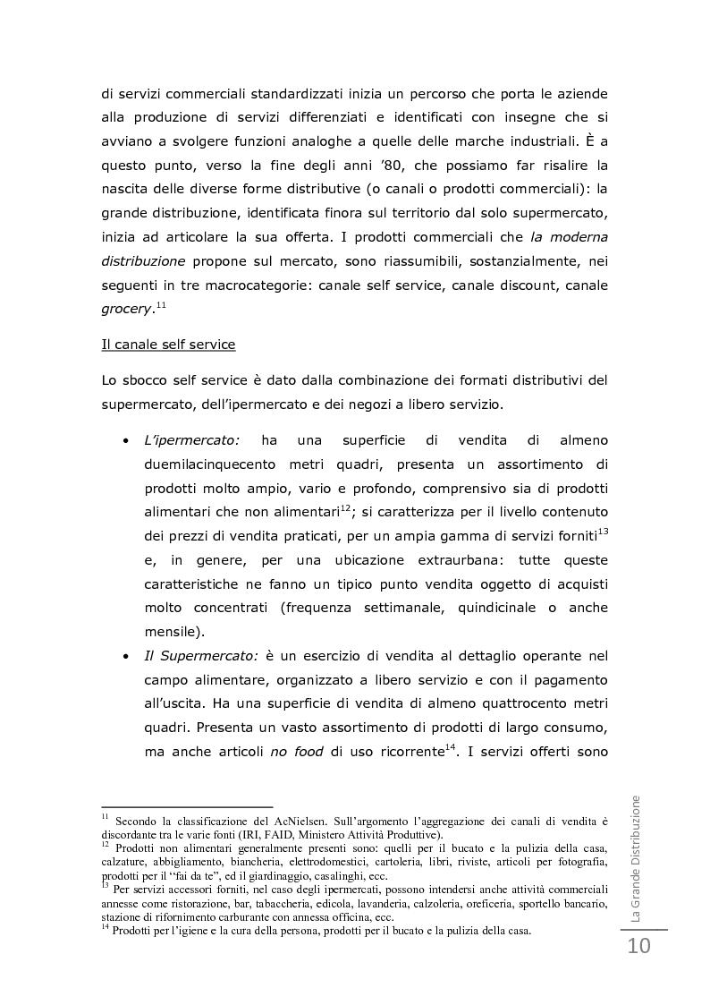 Anteprima della tesi: Da un'innovazione di prodotto ad una distribuzione innovativa: l'out of shelf di Ferrero Gran Soleil, Pagina 14