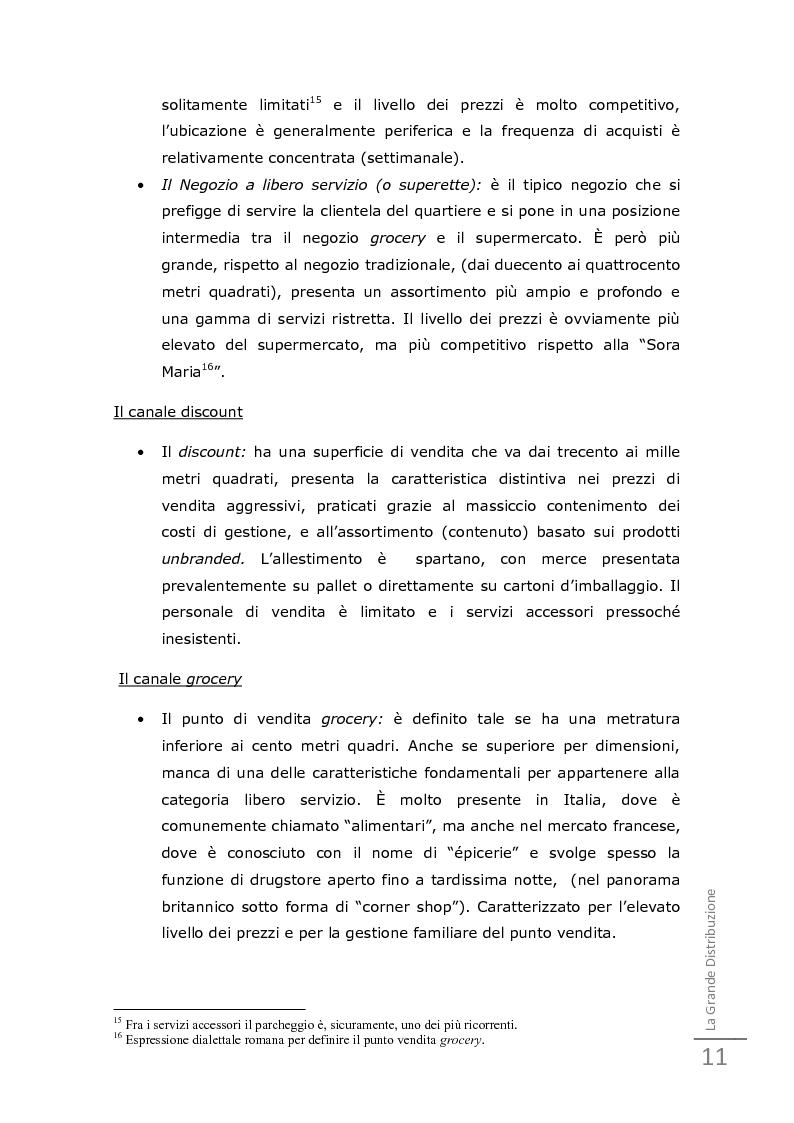 Anteprima della tesi: Da un'innovazione di prodotto ad una distribuzione innovativa: l'out of shelf di Ferrero Gran Soleil, Pagina 15