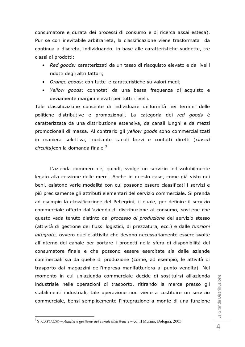 Anteprima della tesi: Da un'innovazione di prodotto ad una distribuzione innovativa: l'out of shelf di Ferrero Gran Soleil, Pagina 8