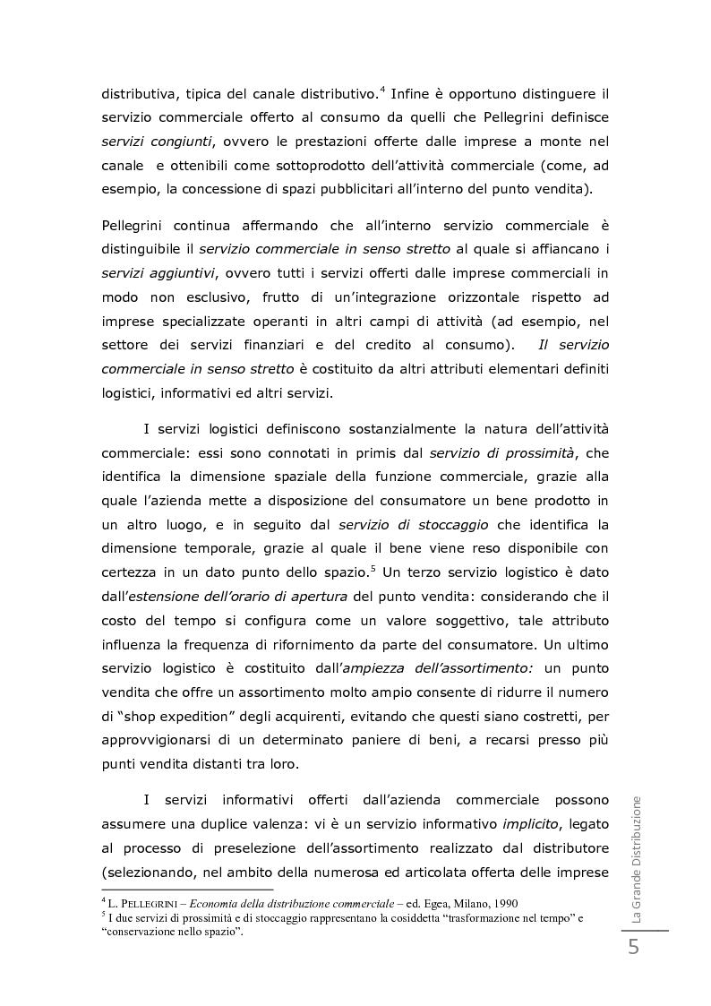Anteprima della tesi: Da un'innovazione di prodotto ad una distribuzione innovativa: l'out of shelf di Ferrero Gran Soleil, Pagina 9