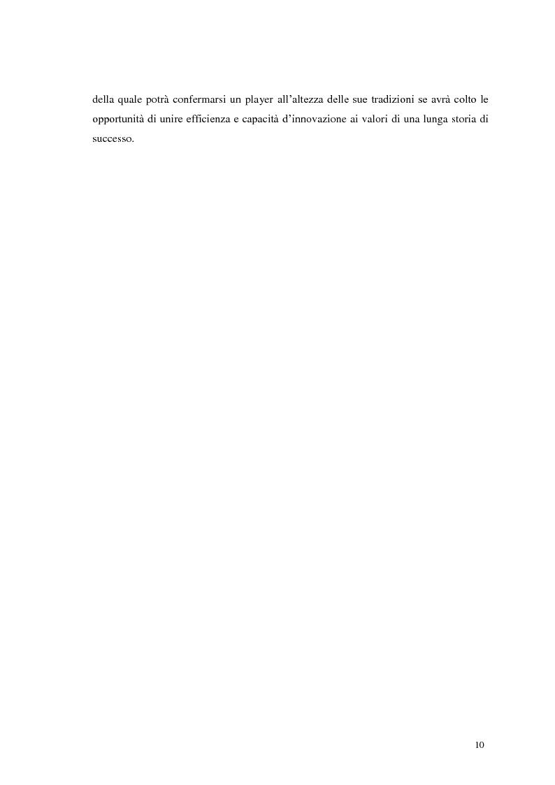 Anteprima della tesi: Tra tradizione e innovazione: l'industria della carta in Italia, Pagina 5