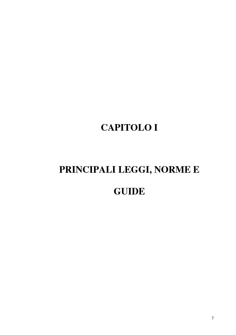 Anteprima della tesi: Sistemi domotici per il monitoraggio dei consumi energetici di edifici scolastici: la struttura ''Folcara'', Pagina 3