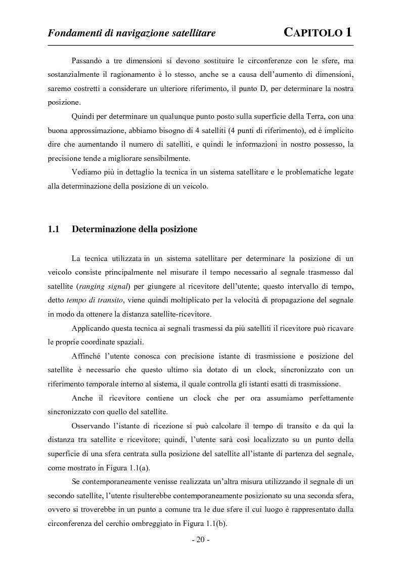 Anteprima della tesi: Analisi ed applicazioni aerospaziali del SIS (Signal In Space) del sistema Galileo, Pagina 10