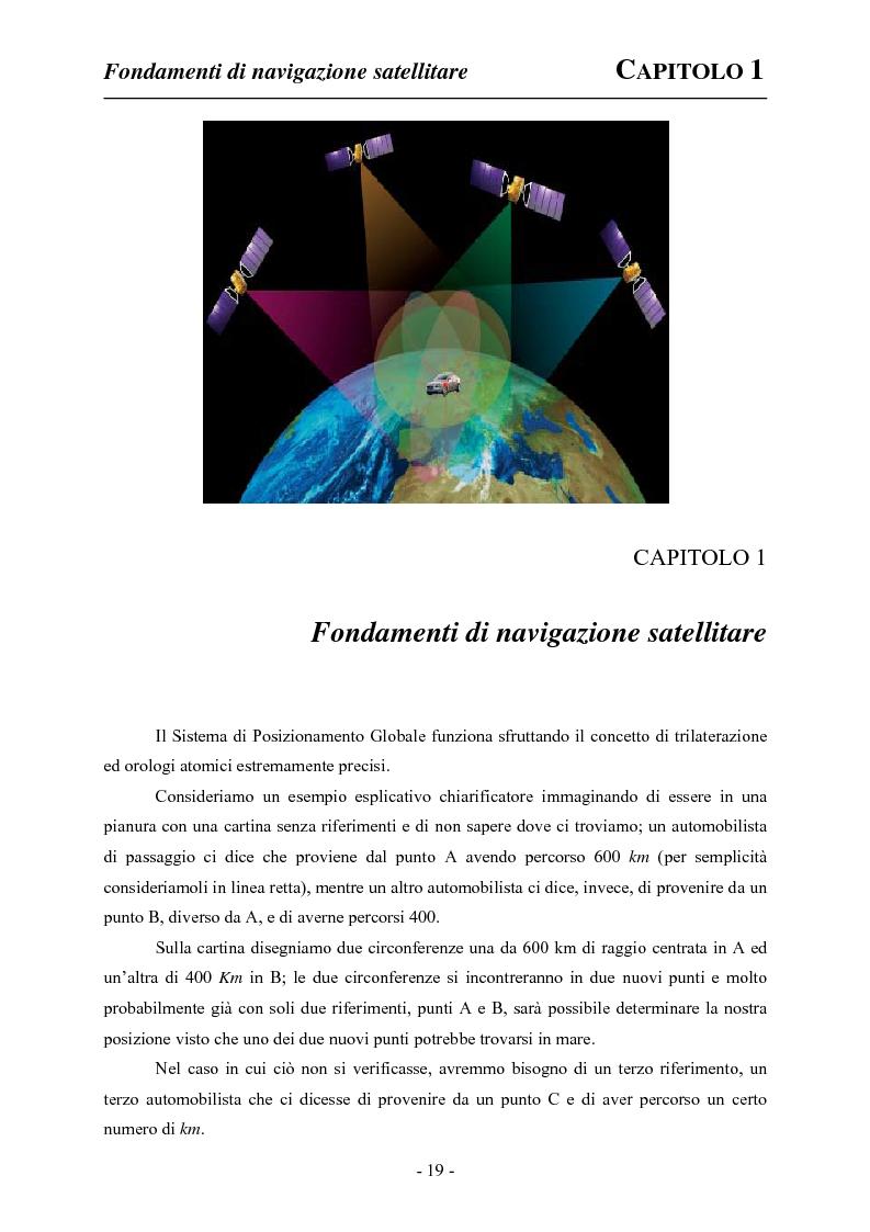 Anteprima della tesi: Analisi ed applicazioni aerospaziali del SIS (Signal In Space) del sistema Galileo, Pagina 9