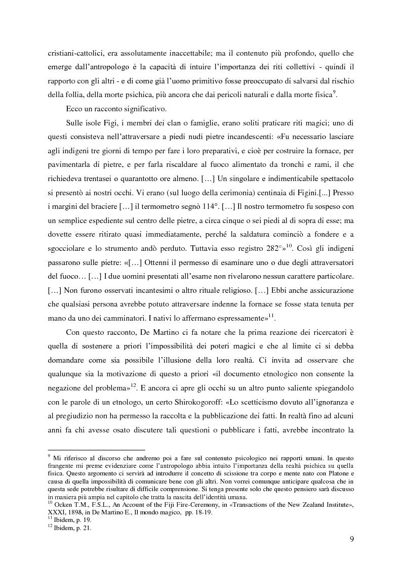 Anteprima della tesi: Identità umana, storia, letteratura. Il rapporto docente-studente., Pagina 6