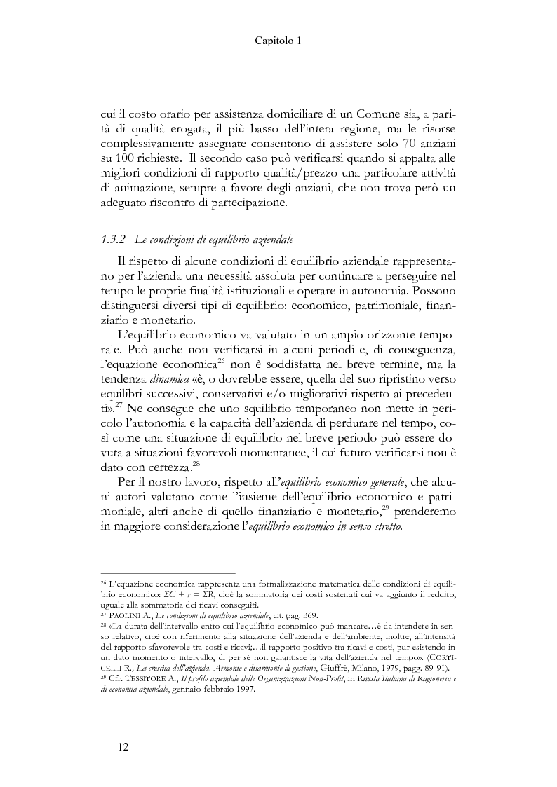 Anteprima della tesi: Il Bilancio sociale negli enti locali. Esperienze a confronto., Pagina 12