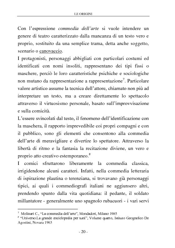 Anteprima della tesi: Signore e Signori, ecco a voi il varietà. L'evoluzione di un genere: dai primi varietà al one man show., Pagina 12