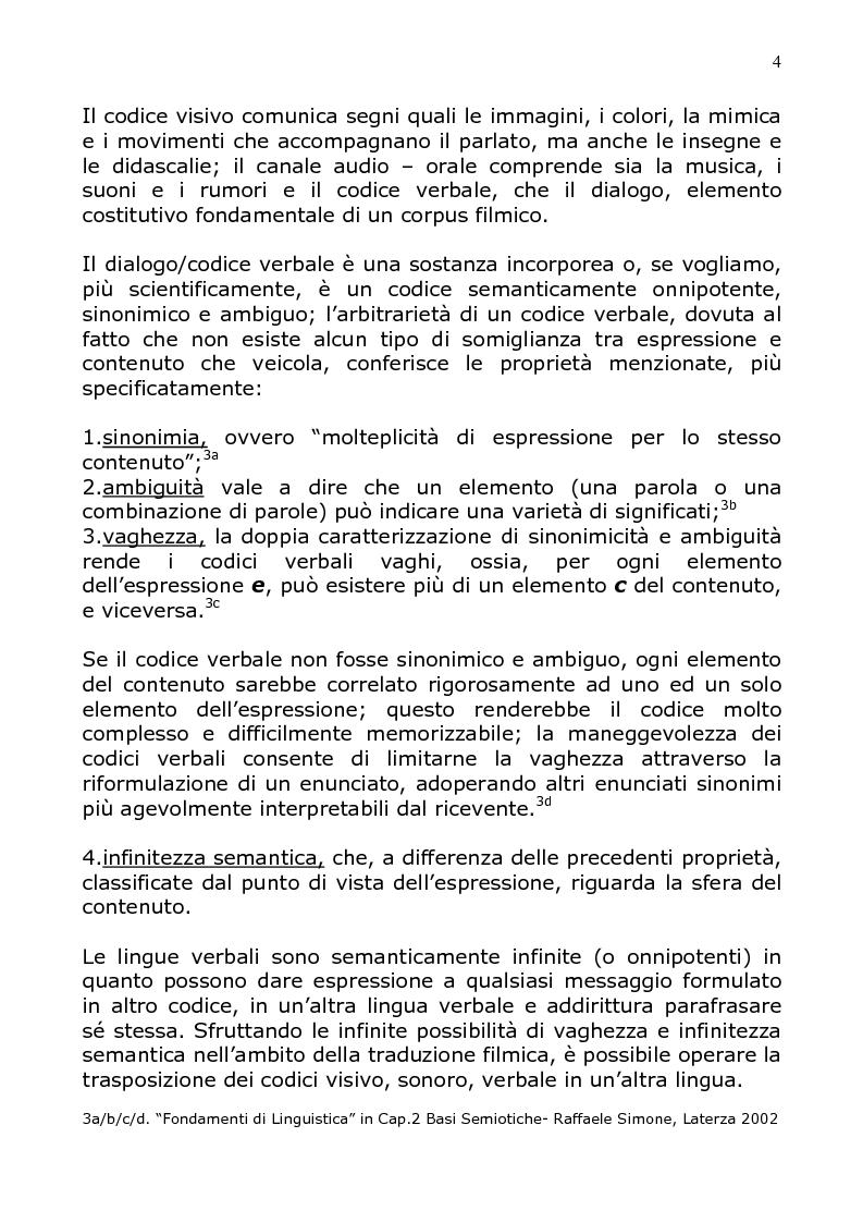 Anteprima della tesi: Come si traduce ''Wall Street''? Aspetti e problemi della traduzione filmica dall'inglese all'italiano. Analisi del film ''Wall Street'' di Oliver Stone (1987)., Pagina 2