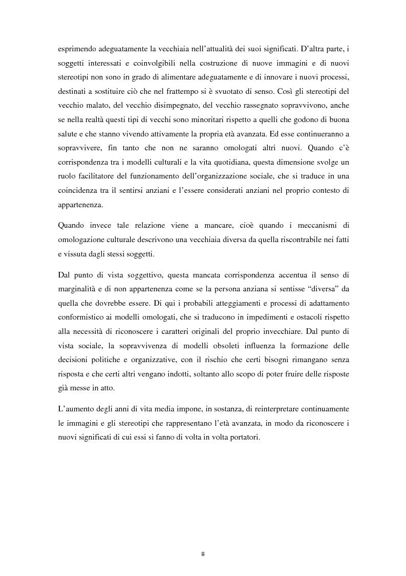 Anteprima della tesi: L'invecchiamento e il ruolo delle emozioni inconsapevoli in un compito di memoria di lavoro, Pagina 9