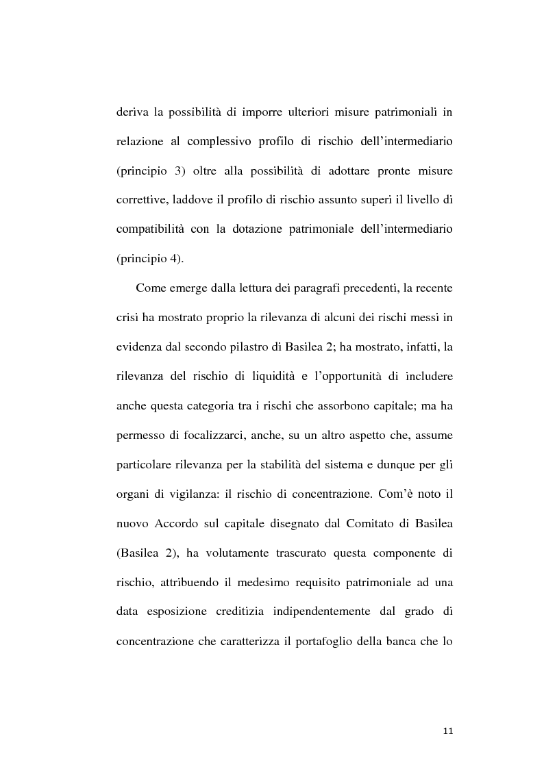Anteprima della tesi: Il rischio reputazionale. Il caso della Northern Rock, Pagina 9