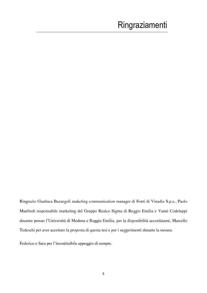 Anteprima della tesi: Strategie di eco-marketing: quando il packaging diventa sostenibile, Pagina 3