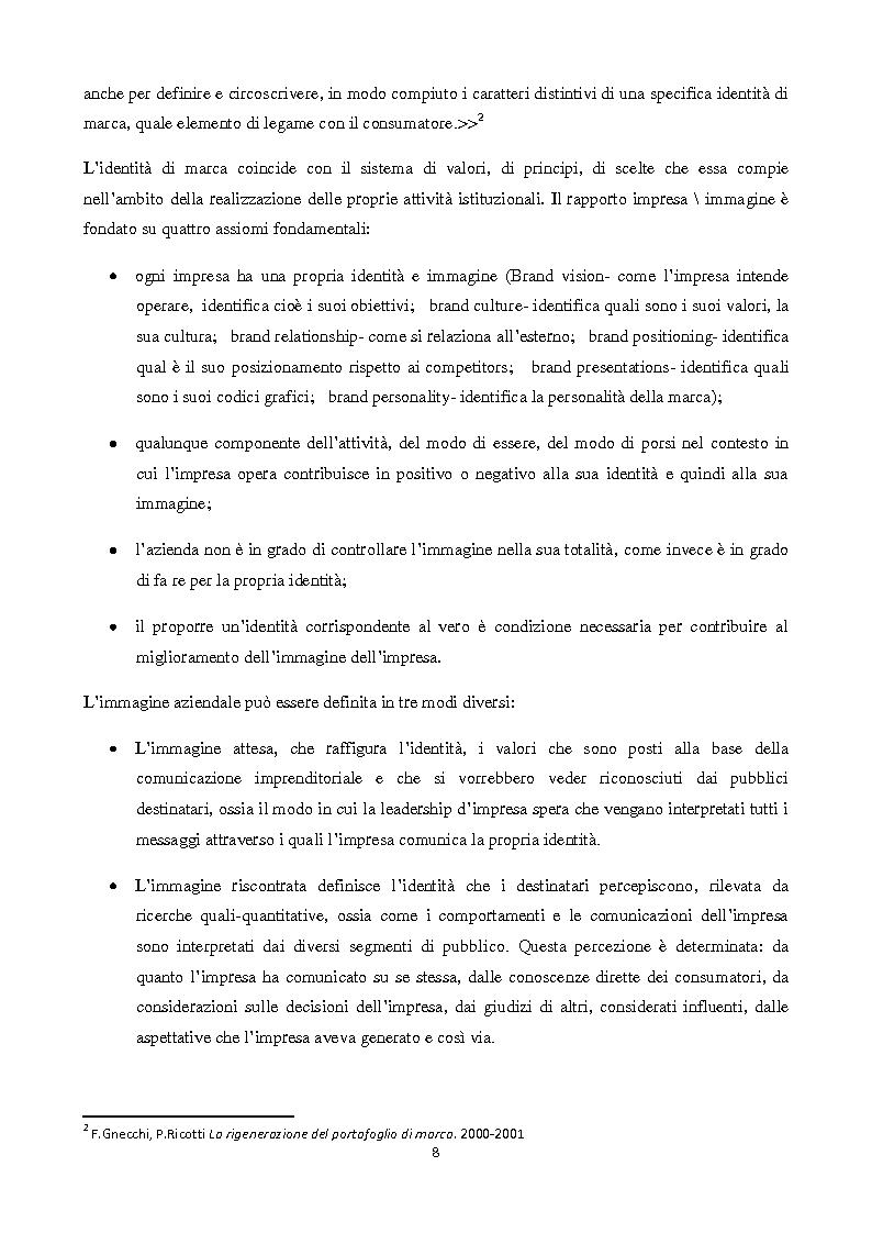 Anteprima della tesi: Strategie di eco-marketing: quando il packaging diventa sostenibile, Pagina 6