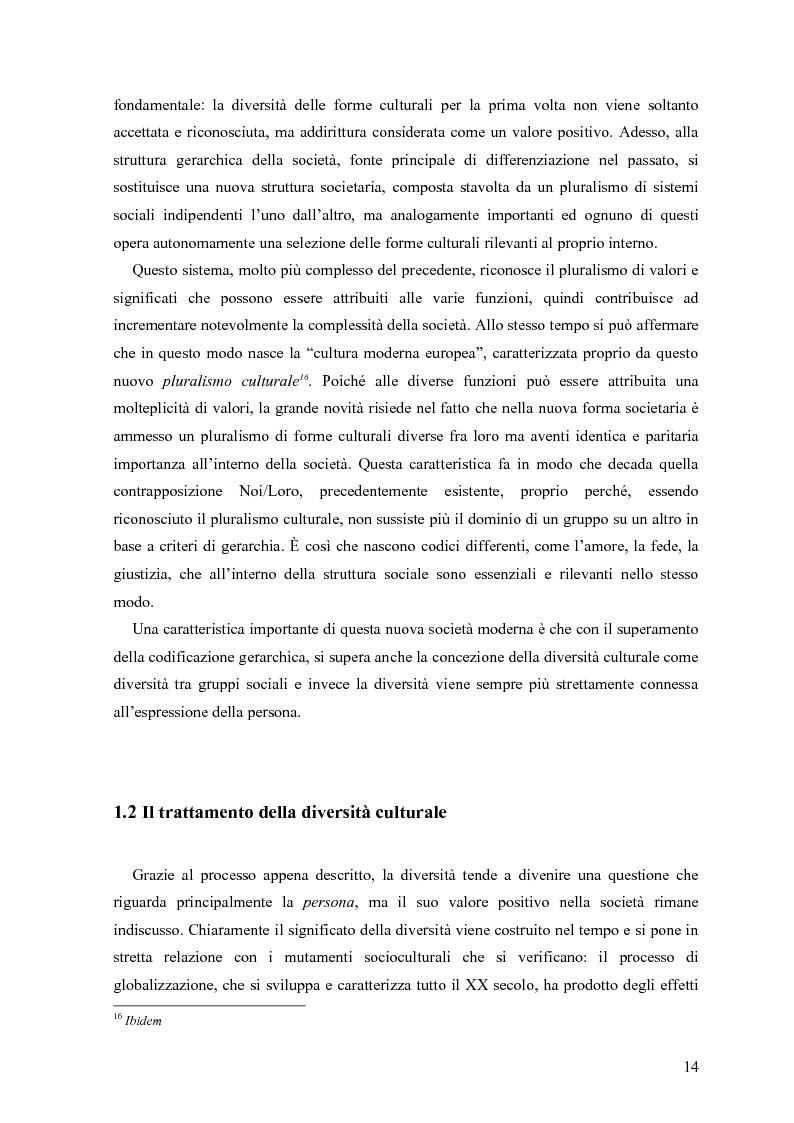 Anteprima della tesi: ''Le voci di dentro''. Percorsi e metodologie del teatro in carcere in Emilia Romagna, Pagina 11