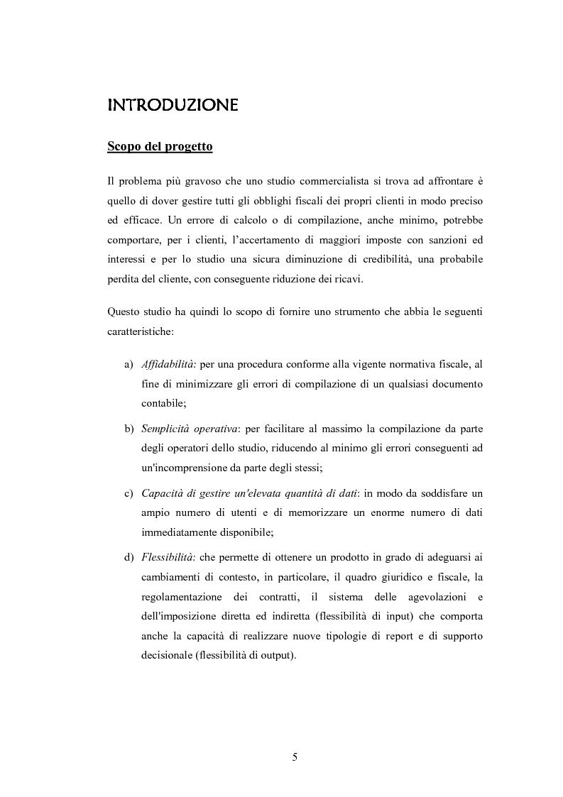 Anteprima della tesi: Nascita e sviluppo di un software contabile con linguaggio di programmazione Stratos e sua applicazione pratica, Pagina 2