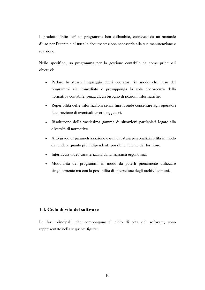 Anteprima della tesi: Nascita e sviluppo di un software contabile con linguaggio di programmazione Stratos e sua applicazione pratica, Pagina 7