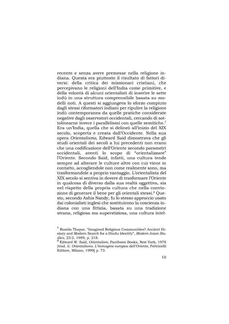 Anteprima della tesi: Ramjanmabhumi: mito, religione, storia e politica, Pagina 12