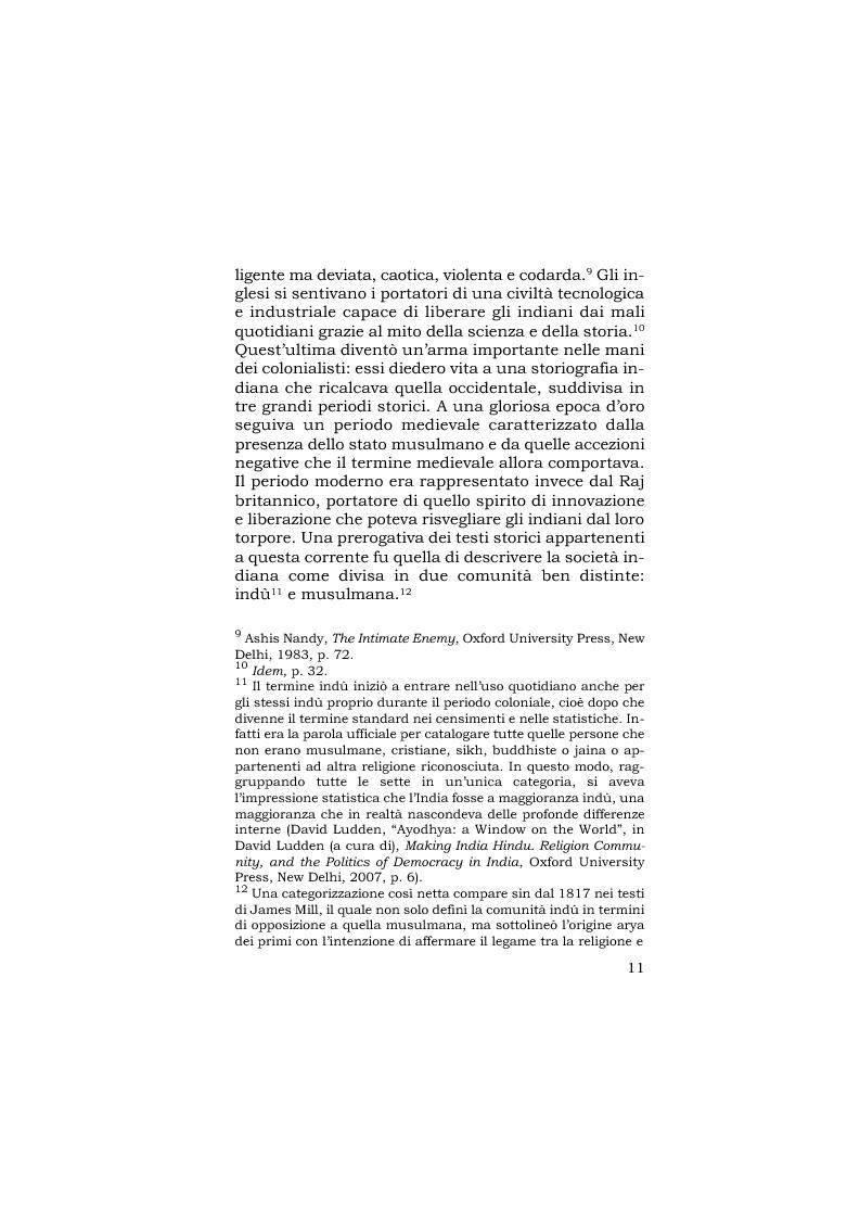 Anteprima della tesi: Ramjanmabhumi: mito, religione, storia e politica, Pagina 13