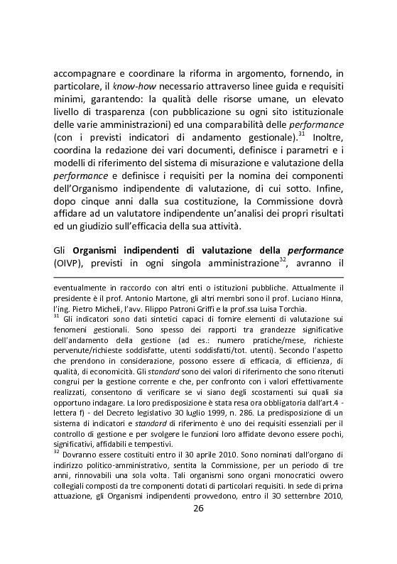Anteprima della tesi: Governare è decidere e comunicare. Una sfida per il manager pubblico., Pagina 13