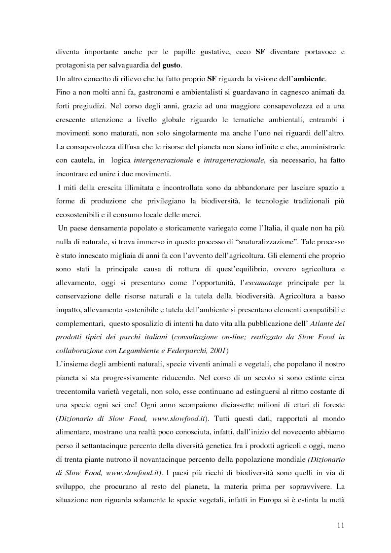 Anteprima della tesi: Patrimonio locale e sostenibilità al servizio dei piccoli centri urbani: Cittaslow International, Pagina 4
