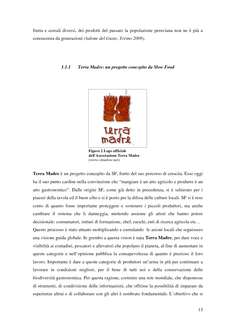 Anteprima della tesi: Patrimonio locale e sostenibilità al servizio dei piccoli centri urbani: Cittaslow International, Pagina 6