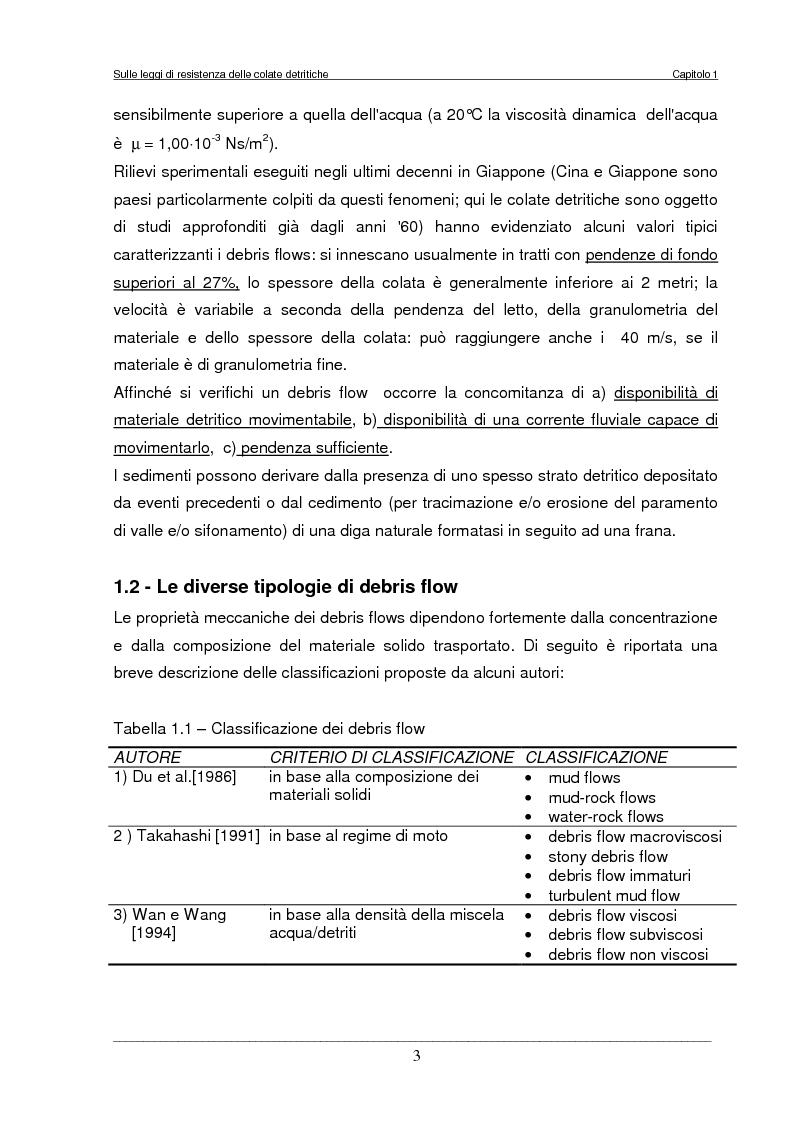 Tesi di laurea sulle leggi di resistenza delle colate - Costo resistenza scaldabagno ...