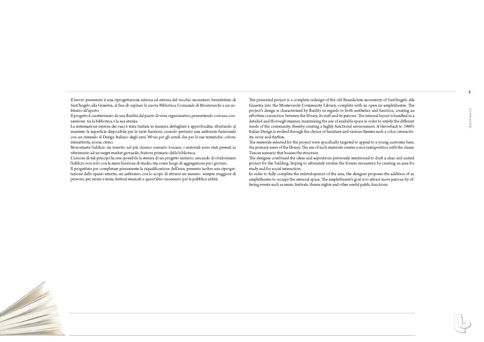 Anteprima della tesi: Progetto per la Nuova Biblioteca Comunale di Montevarchi (AR), Pagina 3