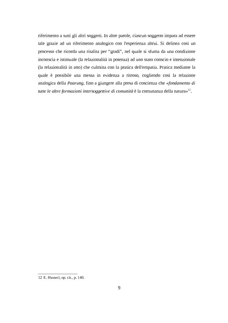 Anteprima della tesi: Corporeità risonanti. Riflessioni sulla pratica dell'empatia, Pagina 5