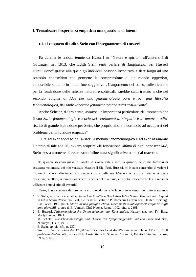 Anteprima della tesi: Corporeità risonanti. Riflessioni sulla pratica dell'empatia, Pagina 6