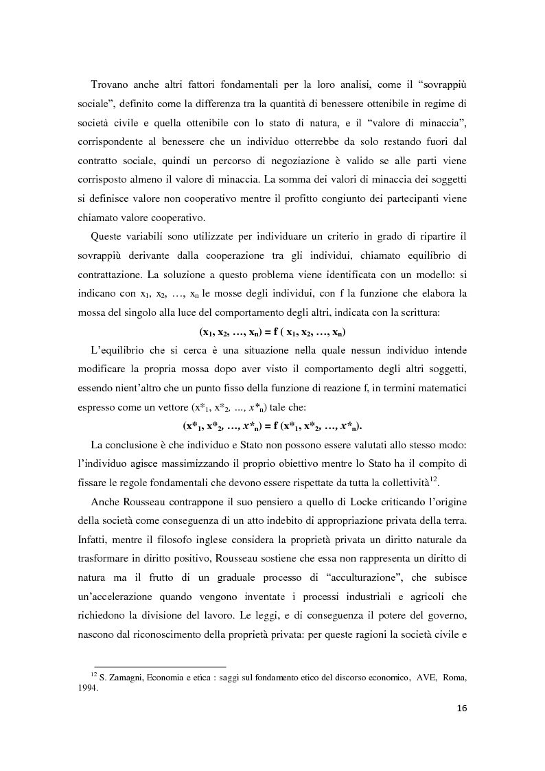 Estratto dalla tesi: Economia ed etica: pensieri a confronto e applicazioni nell'economia italiana. Il caso di Banca Popolare Etica