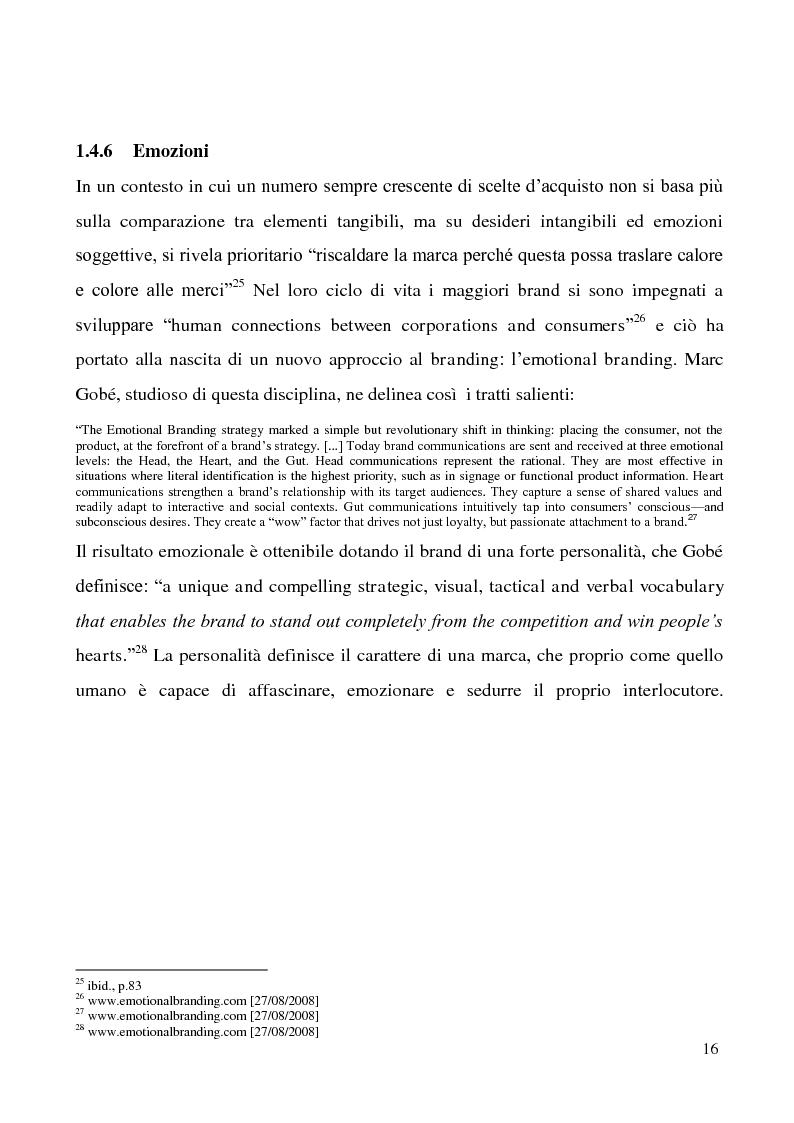 Estratto dalla tesi: Il brand come vettore di valori. Il caso Confartigianato: un nuovo logo per comunicare la brand identity
