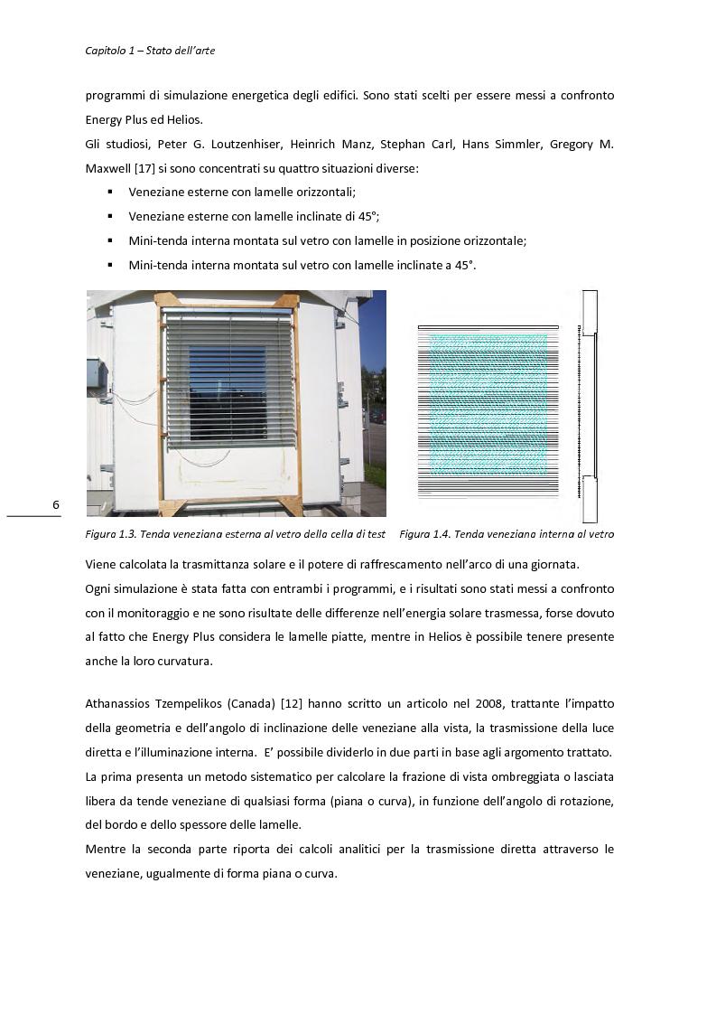 Tenda veneziana interna al vetro viene calcolata la for Costo della costruzione dell edificio