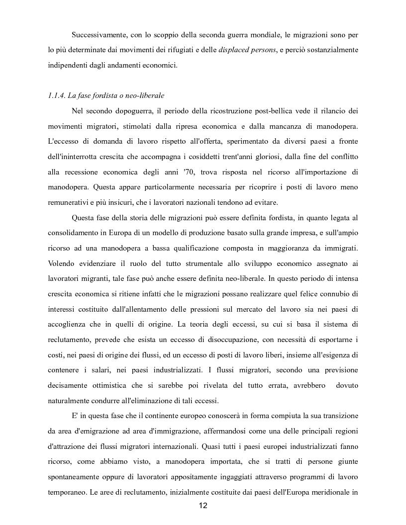 Estratto dalla tesi: Donne migranti e mediazione linguistico-culturale: il caso dell'Associazione Trama di Terre