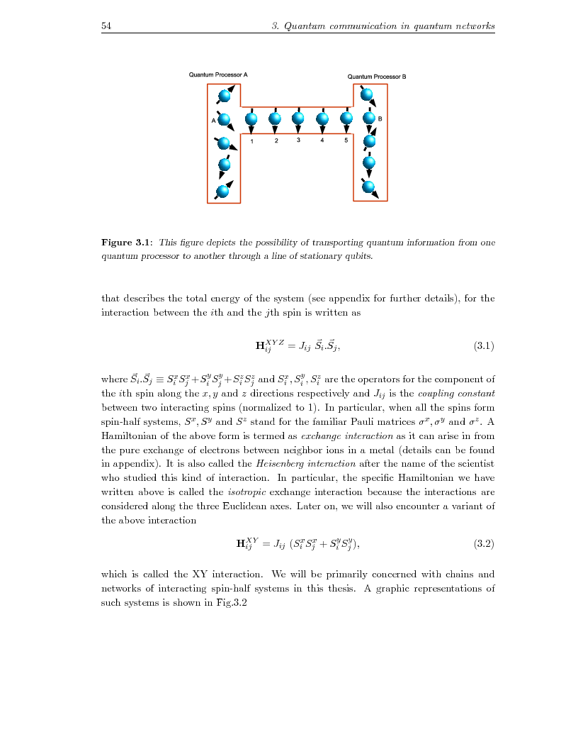 Anteprima della tesi: Quantum Computation and Communication with Qubit Systems, Pagina 3