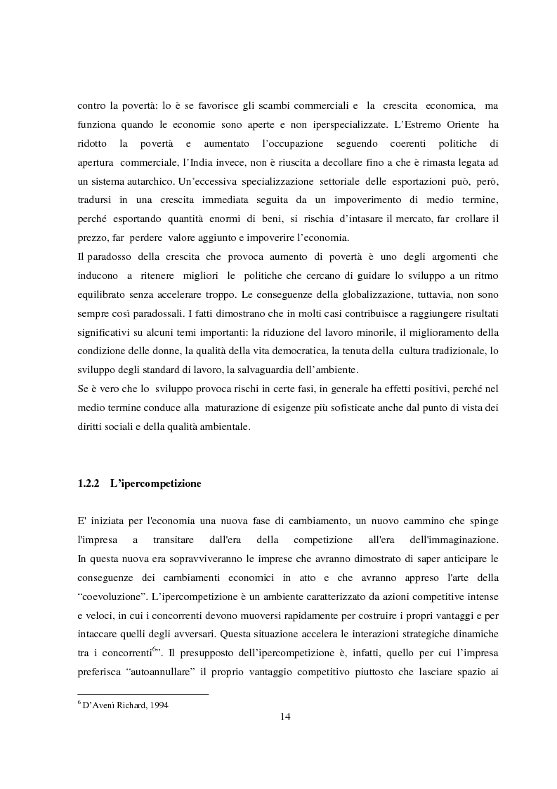 Anteprima della tesi: La gestione del valore della marca, Pagina 9