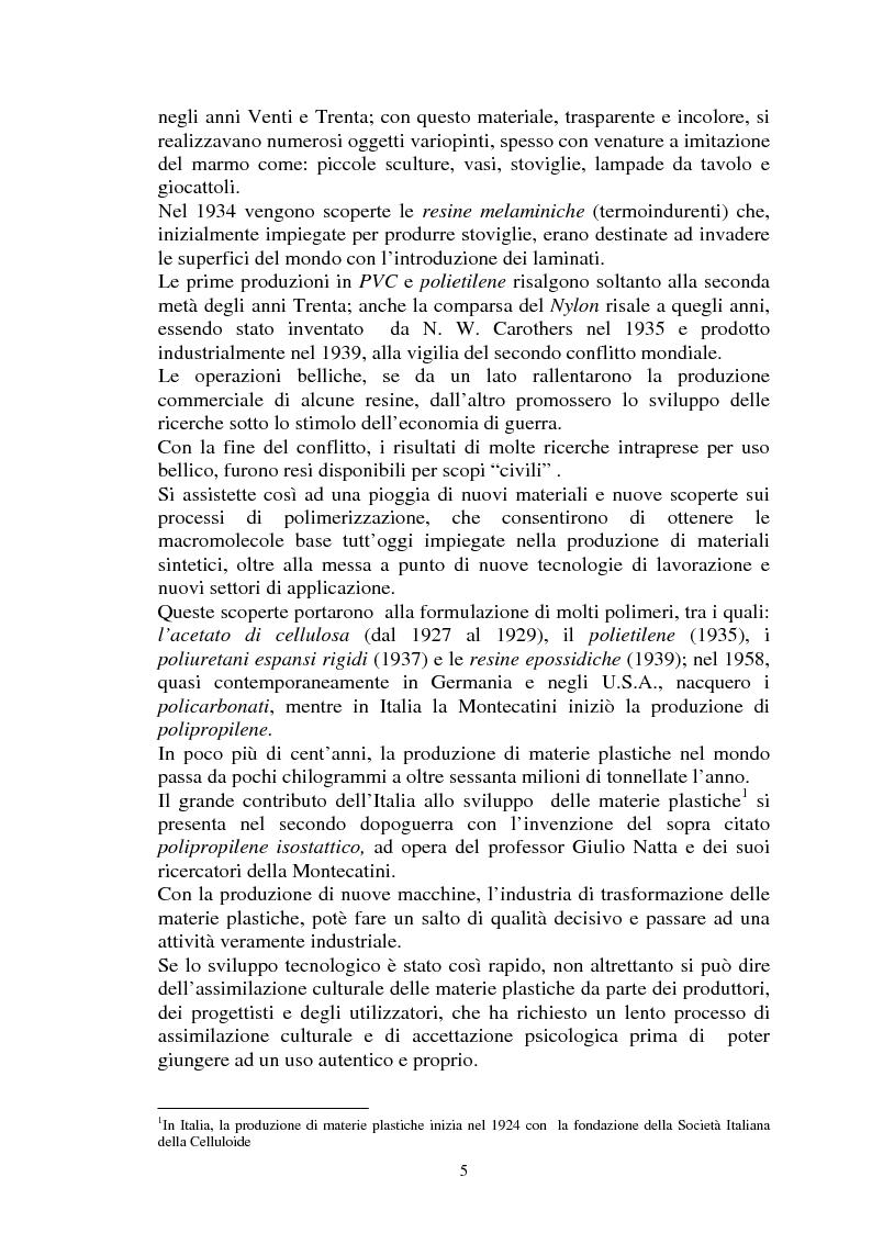 Anteprima della tesi: Abet Laminati S.p.A. 1957-2009: Dall'Italia al mondo. Cinquant'anni di ricerca ed internazionalizzazione, Pagina 4
