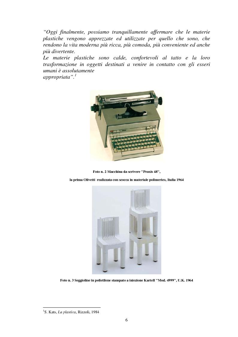 Anteprima della tesi: Abet Laminati S.p.A. 1957-2009: Dall'Italia al mondo. Cinquant'anni di ricerca ed internazionalizzazione, Pagina 5