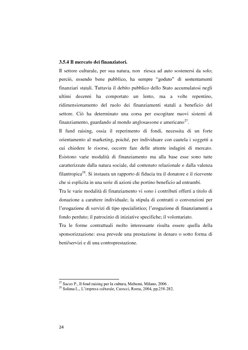 Anteprima della tesi: Il web marketing culturale. Indagine sulla realtà dei musei civici italiani., Pagina 14